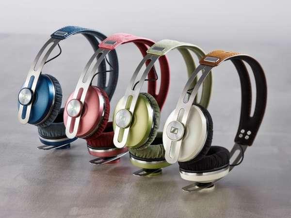 Chromatically Colored Earphones
