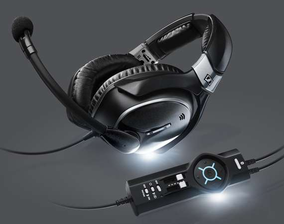 Slick Aviation Headsets