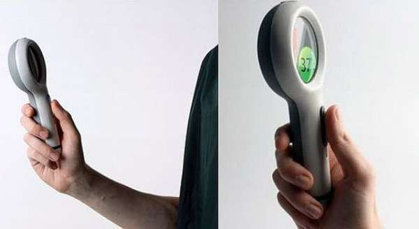 Photographic Thermometers
