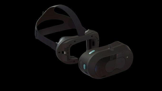Public Amusement VR Headsets