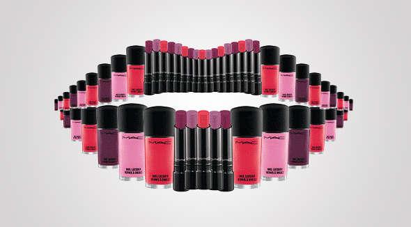 Dark Sensual Makeup Collections