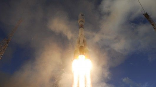 Spectacular Space Launch Footage
