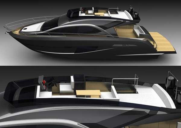 Badass High-Class Yachts