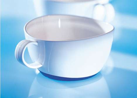 Fluid Inflight Tableware