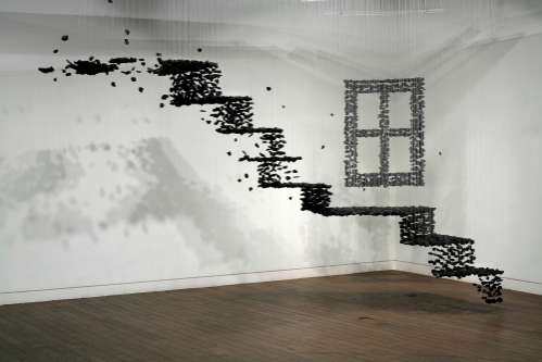 Suspended Charcoal Installations