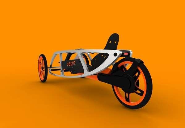 Bold Concept Box Cars
