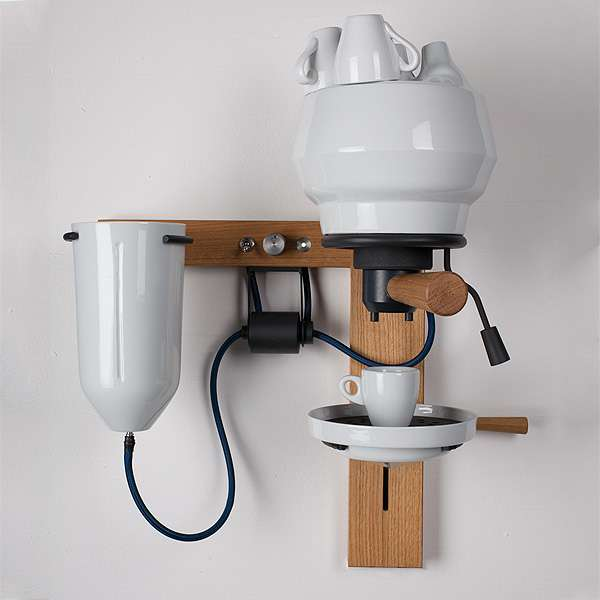 Porcelain Coffee Makers
