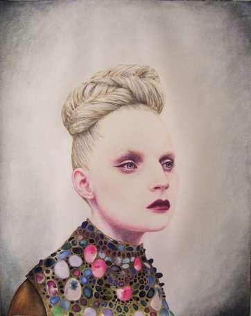 Fantasy Fashion Watercolors