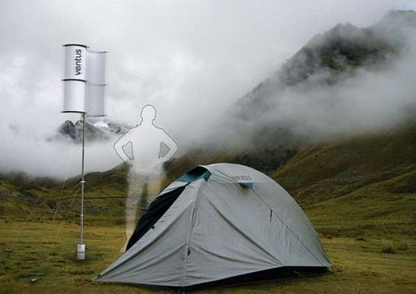 Portable Wind Turbines Sergej Kuckir