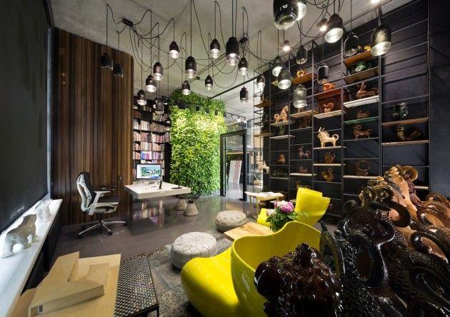 Loftish Showroom Spaces