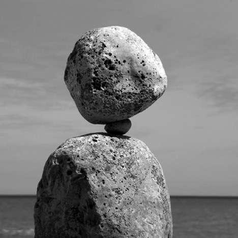Sculptural Rocktography