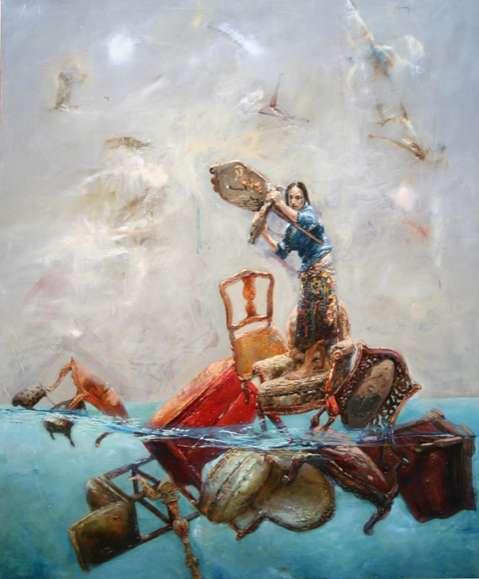 Ocean Trash Artistry