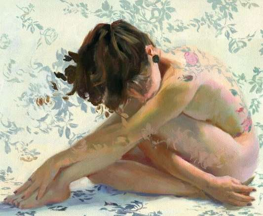 Floral Wallpaper Paintings