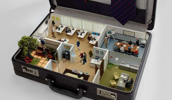 Briefcase Business Models