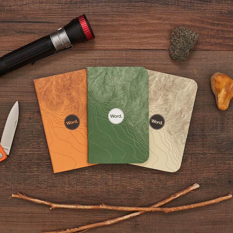 Topographical Exploration Notebooks