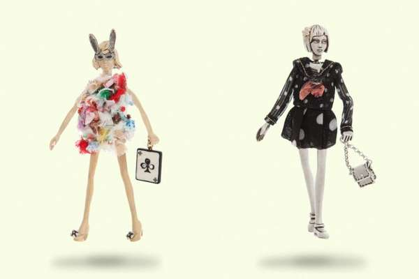 Poetic Couture Figurines