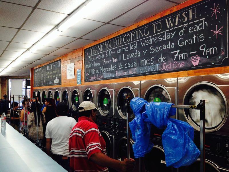 Charitable Laundry Initiatives