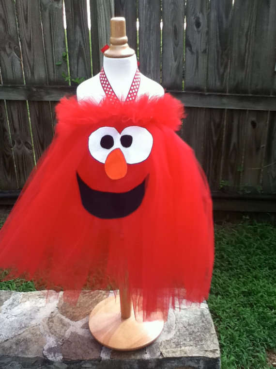 Puppet-Inspired Tutus