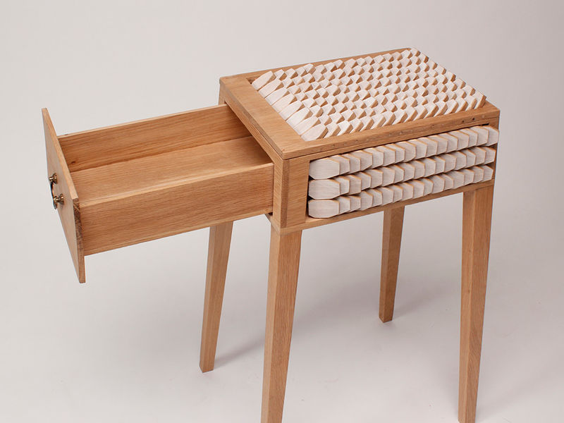 Scaly Movement Drawers