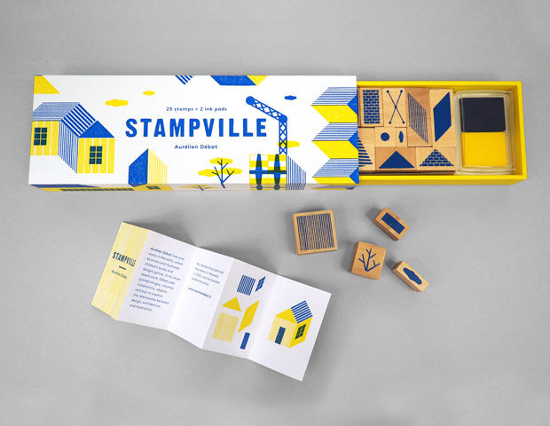 Architectural Stamp Sets