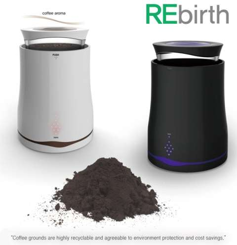 Compact Coffee Dryers
