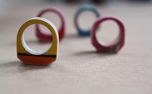 Skater Eco Jewelry