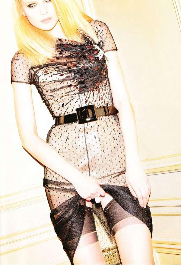 Titillating Fashiontography