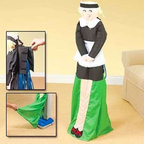 Sexy Maid Vacuum Cover
