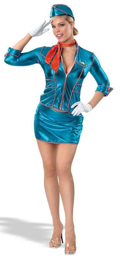 Stewardess Fashion