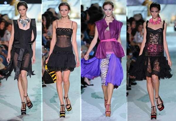 Sheer Summer Fashion