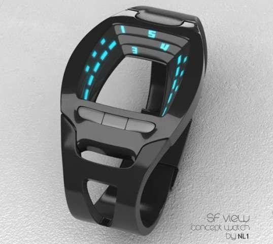 70 fantastic futuristic watches