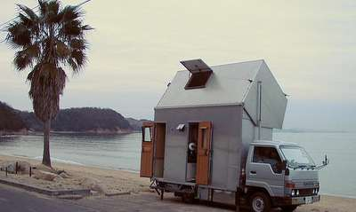 DIY Doubledecker Campers