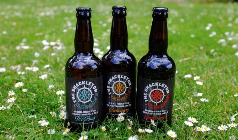 Adventure-Branded Beer