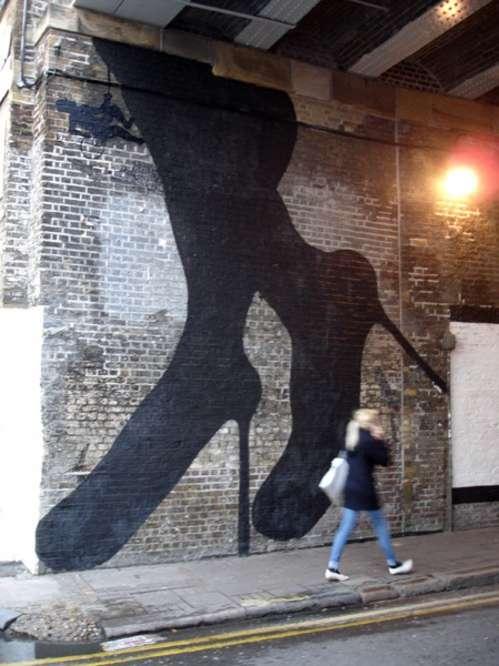 Giant Urban Shadows