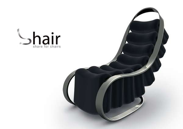 Shair Multi Purpose Chair