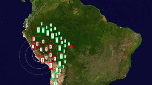 Crowdsourced Earthquake Warning Systems