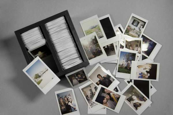 Stylish Snapshot Packaging