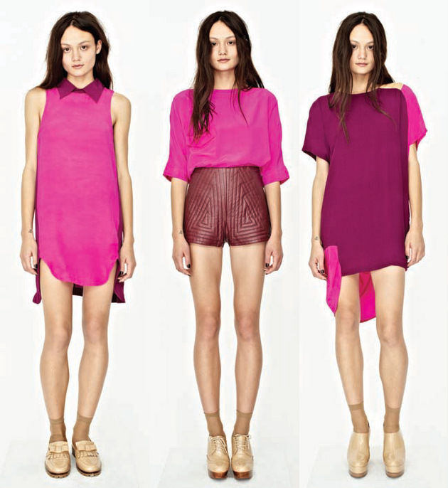 Fuchsia-Filled Collections