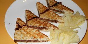 Fusion Kebab Sandwiches