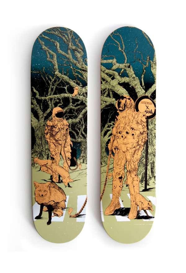 Otherworldly Skateboards