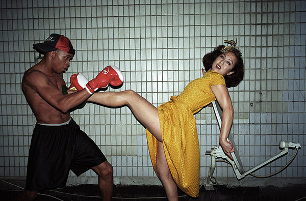 Sultry Street-Fighting