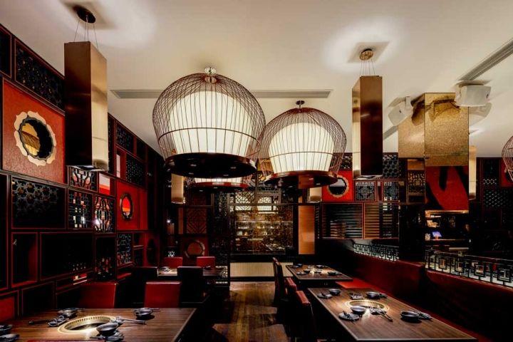 Alleyway-Inspired Eateries