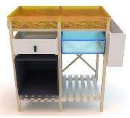 Shanty Town-Inspired Furniture