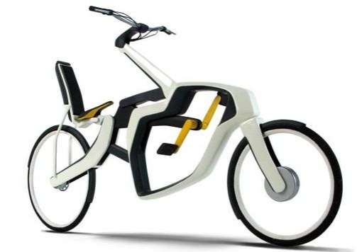 Shape-Shifting Bikes