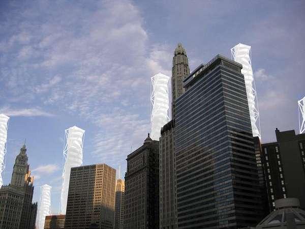 Shape Shifting Buildings