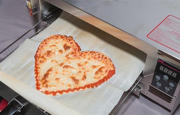 3D-Printed Pizzas