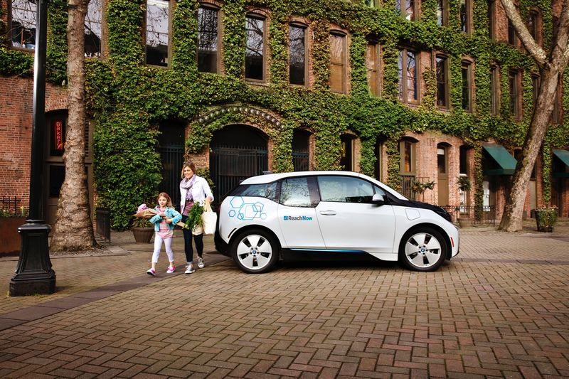 Green Car-Sharing Amenities