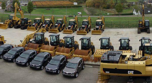 Construction Equipment Shares