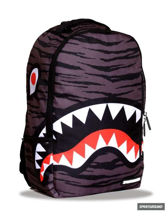 Aquatic Creature-Inspired Knapsacks