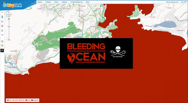 Bloodied Online Maps